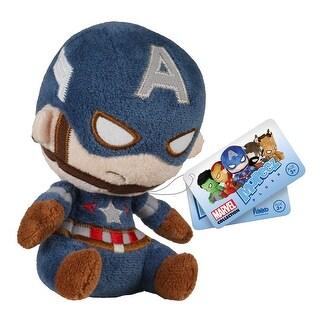"Marvel Mopeez Funko 5"" Plush Captain America"
