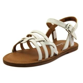 Nina Clari Open Toe Synthetic Sandals