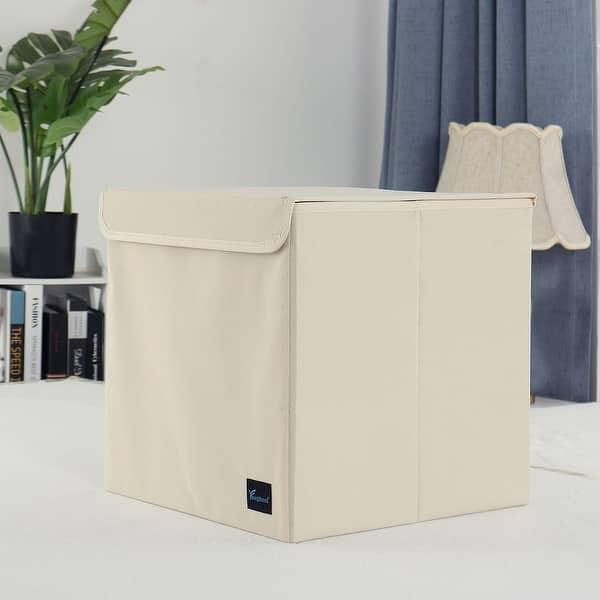 Fabric Storage Bins Baskets Foldable