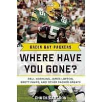 Green Bay Packers - Chuck Carlson