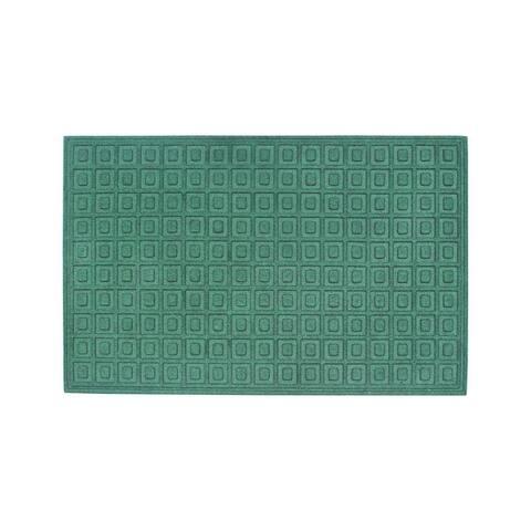 """A1HC Water retainer Indoor/Outdoor Doormat, 24"""" x 36"""""""