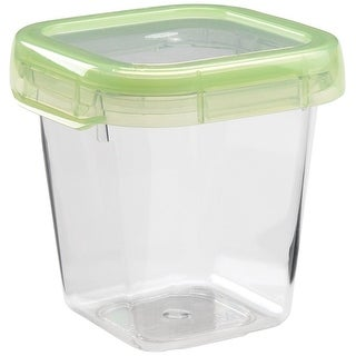 OXO Good Grips 1124480 LockTop Container, Square, 2.5 Cup