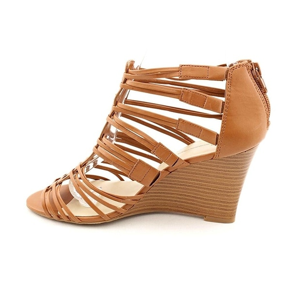 INC International Concepts Womens dania Open Toe Special Occasion Strappy San...