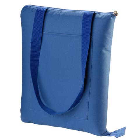 59 in. x 53 in. Travel Blanket in Shoulder Sling Bag