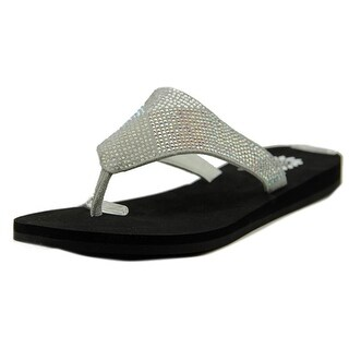 Yellow Box Sam Open Toe Synthetic Flip Flop Sandal