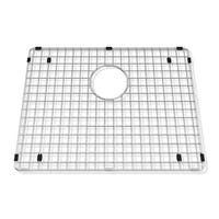 "American Standard 791565-208070A 20"" x 15"" Stainless Steel Bottom Grid Sink Rack - STAINLESS STEEL - N/A"
