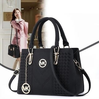 Link to Belt-Decorated Women's Shoulder Bag Similar Items in Shop By Style