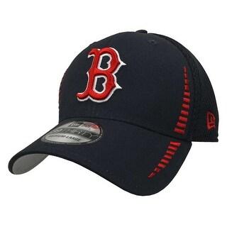 New Era Boston Red Sox Baseball Cap Hat MLB Speed Neo Fitted 80471134