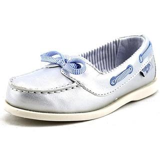 Osh Kosh Georgie-G Moc Toe Synthetic Boat Shoe