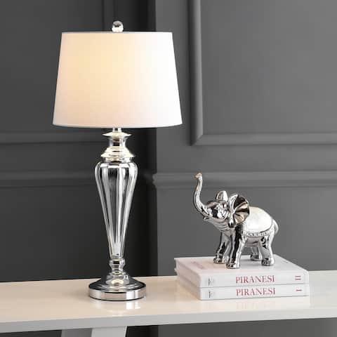 "Safavieh Lighting 30-inch Trent LED Table Lamp - 14""x14""x30"""