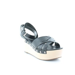 Marc Fisher Camilla Women's Sandals & Flip Flops Black