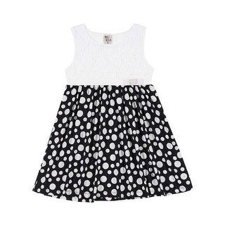 Girls Dress Kids Polka Dot Sundress Pulla Bulla Sizes 2-10 Years