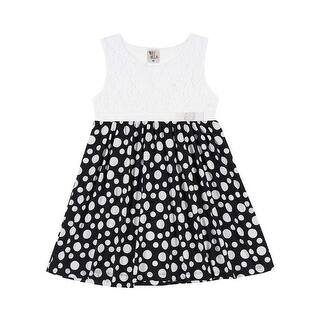 Girls Dress Kids Polka Dot Sundress Pulla Bulla Sizes 2-10 Years|https://ak1.ostkcdn.com/images/products/is/images/direct/540cfd749a9c1bf51b889d590c2dcc38204dac71/Pulla-Bulla-Polka-Dot-dress-for-girls-ages-2-10-years.jpg?impolicy=medium