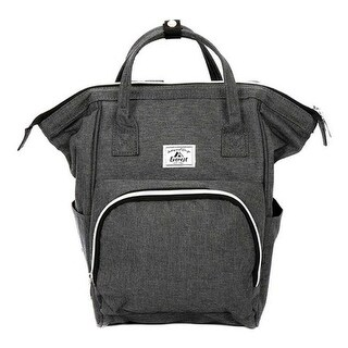 Everest Friendly Mini Handbag Backpack Gray - us one size (size none)