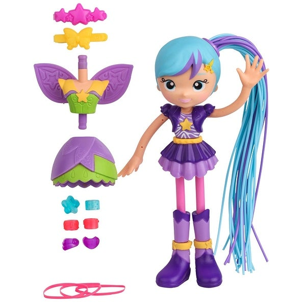 "Betty Spaghetty 7"" Bendy Doll: Pop Star Betty - multi"