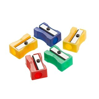 Singlehole Pencil Sharpeners 24Ct Classroom Pk