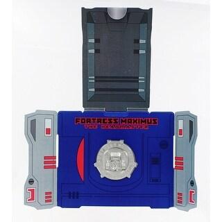 Transformers Fortress Maximus The Headmaster Coin - multi