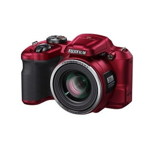 Fujifilm FinePix S8600 (Red) Digital Camera 3 inch LCD 16.0 MegaPixels