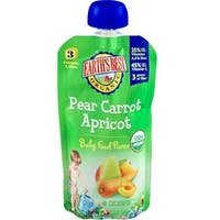Earth's Best - Organic Pear Carrot Apricot Puree ( 12 - 4.2 OZ)