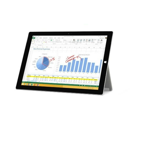 Refurbished Microsoft Surface Pro 3 Tablet 5D2-00017 Surface Pro 3 Tablet. Opens flyout.