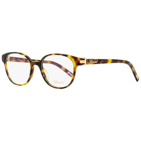 Chopard VCH198S 0748 Womens Havana/Gold 51 mm Eyeglasses