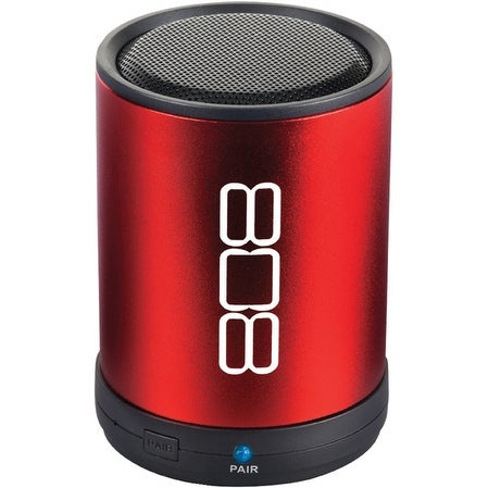 Canz Bluetooth Portable Speaker Red