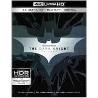 Dark Knight Trilogy [Blu-ray]