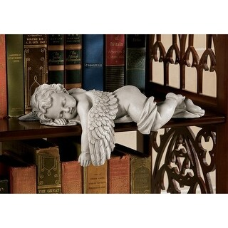 Design Toscano Sleepy Time Baby Angel Statue