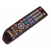 OEM Samsung Remote Control: LH70BVTLBFSEN, LH70BVTLBFSXF, LH70TCUMBG/EN, LH70TCUMBGSEN, LH70TCUQBG/EN, LH70TCUQBGSEN