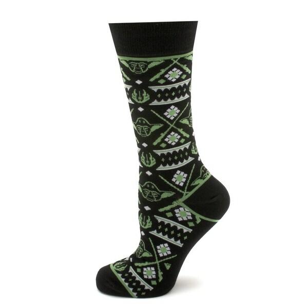 Yoda Limited Edition Holiday Socks