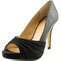 Thalia Sodi Womens MARISSA Open Toe Platform Pumps