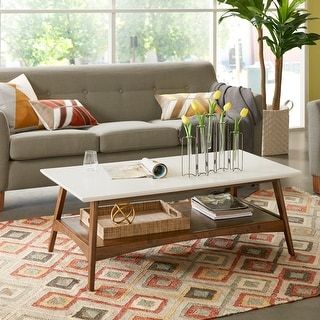 Link to Madison Park Avalon Coffee Table Similar Items in Living Room Furniture
