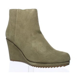 Dolce Vita Womens Piscal Taupe Ankle Boots Size 8
