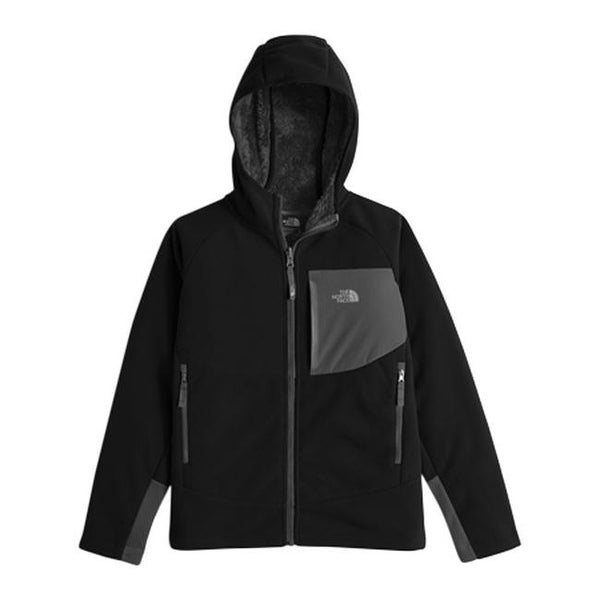 4f5b846e1650 Shop The North Face Boys  Chimborazo Hoodie TNF Black - Free Shipping Today  - Overstock - 18822072