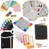 Holiday Accessory Gift Bundle FOR HP Sprocket, Prynt Instant Printer