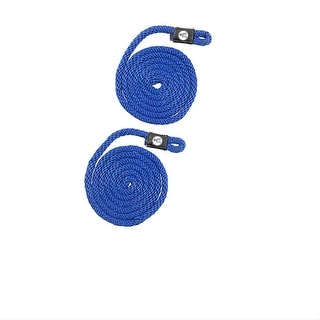 """Taylor Made 11312 Fender Loc Lines 3//8/"""" X 72/"""" Pair Blue"""