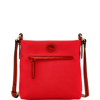 Dooney & Bourke Nylon Daisy Letter Carrier Shoulder Bag (Introduced by Dooney & Bourke at $138 in Apr 2017)