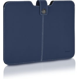 Targus Twill Laptop Sleeve for 13.3-inch Apple Macbook Air Blue
