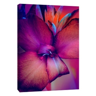 "PTM Images 9-105263  PTM Canvas Collection 10"" x 8"" - ""Unconditional Love"" Giclee Flowers Art Print on Canvas"