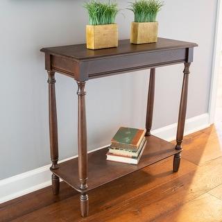 Copper Grove Cortinada Rectangular Console Table