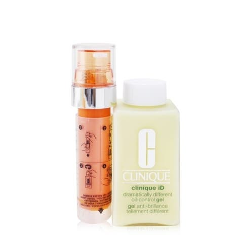 Clinique Clinique Id Dramatically Different Oil-Control Gel & Active Cartridge Concentrate For Fatigue 125Ml/4 2Oz