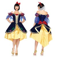 Classic Deluxe Snow White Disney Princess Womens Costume