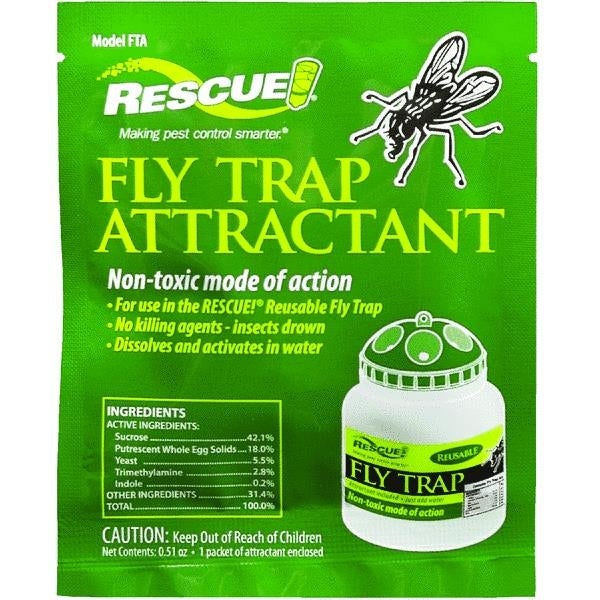 Rescue Fly Trap Attrctnt Refill