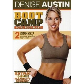 Denise Austin - Bootcamp Total Body Blast [DVD]