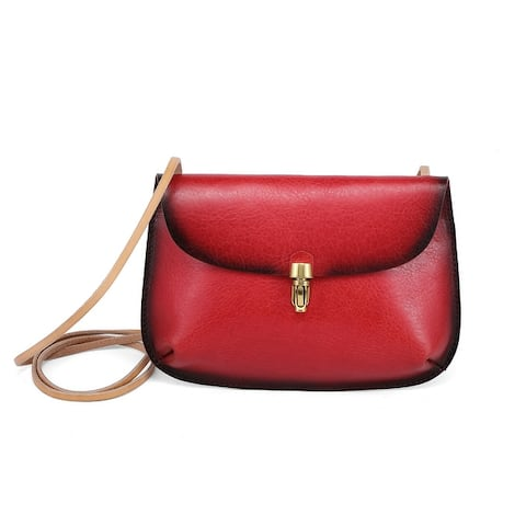OLD TREND Genuine Leather Ada Crossbody Bag