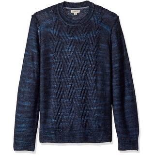 Calvin Klein NEW Navy Blue Mens Size XL Crewneck Cable Knit Sweater|https://ak1.ostkcdn.com/images/products/is/images/direct/542b3f236ebc68ccfb3d463b3953e49d0bfa8a0f/Calvin-Klein-NEW-Navy-Blue-Mens-Size-XL-Crewneck-Cable-Knit-Sweater.jpg?impolicy=medium