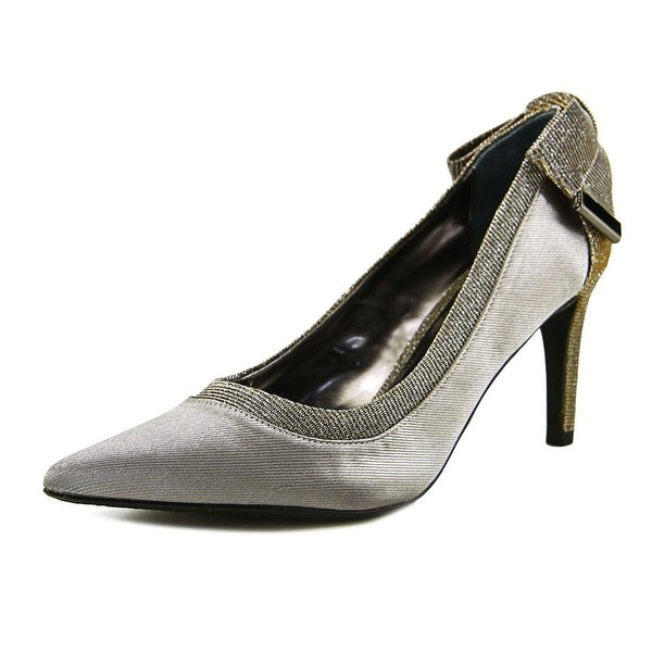 J. Renee Colver Women US 5 Bronze Heels