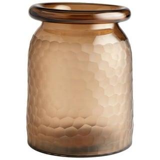 Cyan Design Small Ignacio Vase Ignacio 11.75 Inch Tall Glass Vase