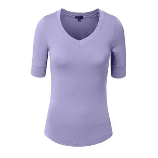 286fd382dc7 Purple Tops   Find Great Women's Clothing Deals Shopping at Overstock
