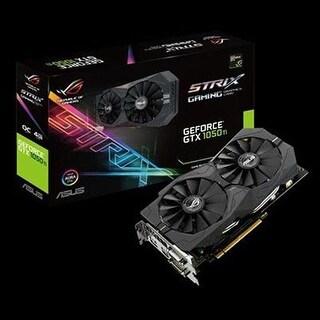 Asus - Strix-Gtx1050ti-O4g-Gamin - Geforce Gtx1050ti 4G Strix Oc